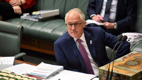 On Dec 9 2017, Australia prime minister Malcolm Turnbull criticised foreign Chinese government for interfering with domestic politics. (Source: Getty images)
