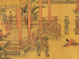 The album with this work is known as the 'Illustrations of the Classic of Filial Piety.' (Image: wikimedia / CC0 1.0)