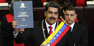 Nicolas Maduro won his country's election through unfair means. (Image: flickr / CC0 1.0)